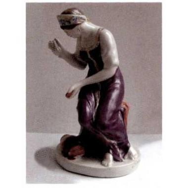 Девушка с разбитым кувшином, ЛФЗ, 1950-60-е