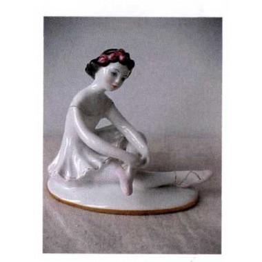 """Юная балерина """"Машенька"""", ЛФЗ, 1950-60-е"""