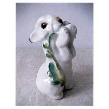 Заяц с цветком, ЛФЗ, 1950-60-е