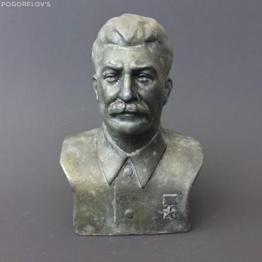 Бюст Сталина И. В.
