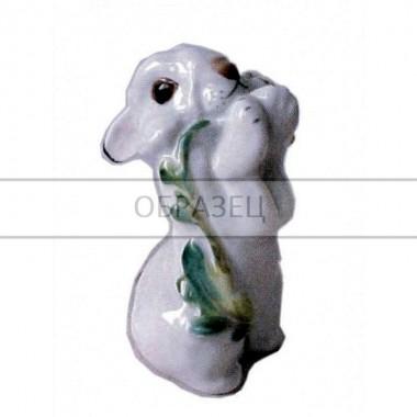 Заяц с цветком [ЛФЗ]