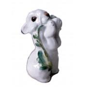 Заяц с цветком (ЛФЗ)