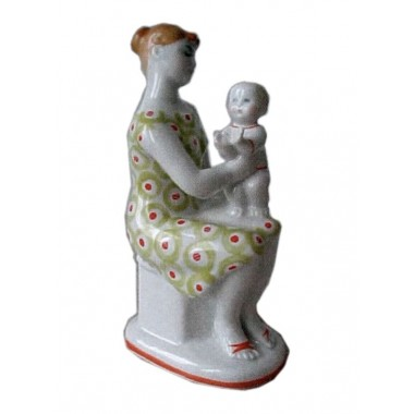 ЛФЗ Мама с ребенком