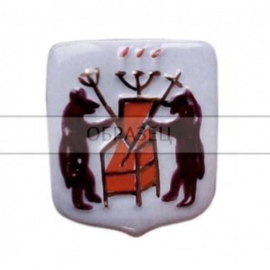 Герб города Новгорода [Вербилки]