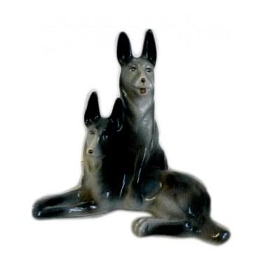 Две овчарки (Вербилки)